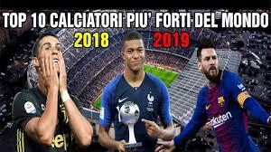 I migliori calciatori del 2019